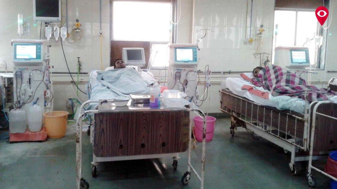 सरकारी अस्पतालो में गभीर बीमारियों की जांच मुफ्त