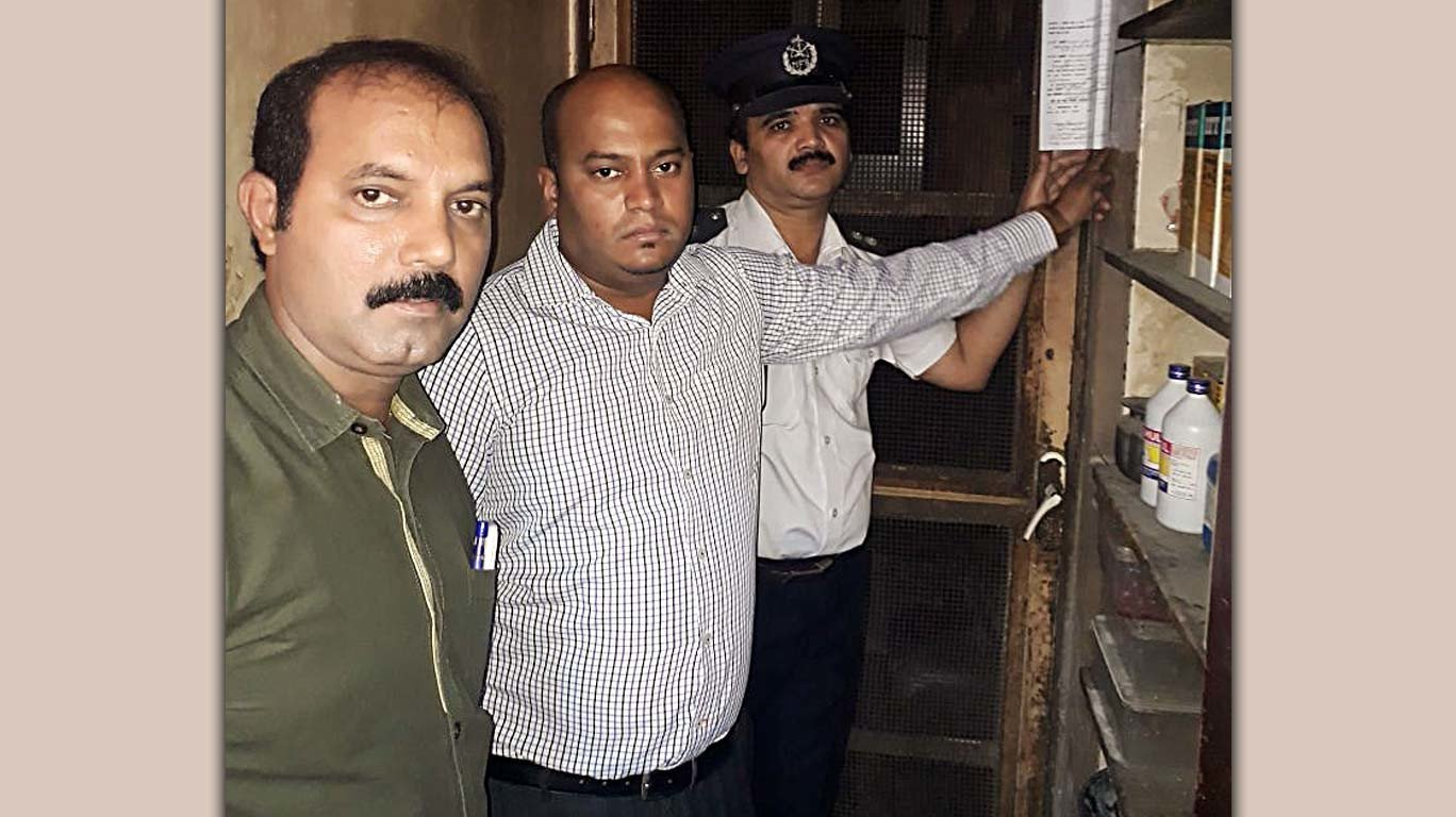 Kamala Mills fire :BMC carries out demolition drive against illegal structure