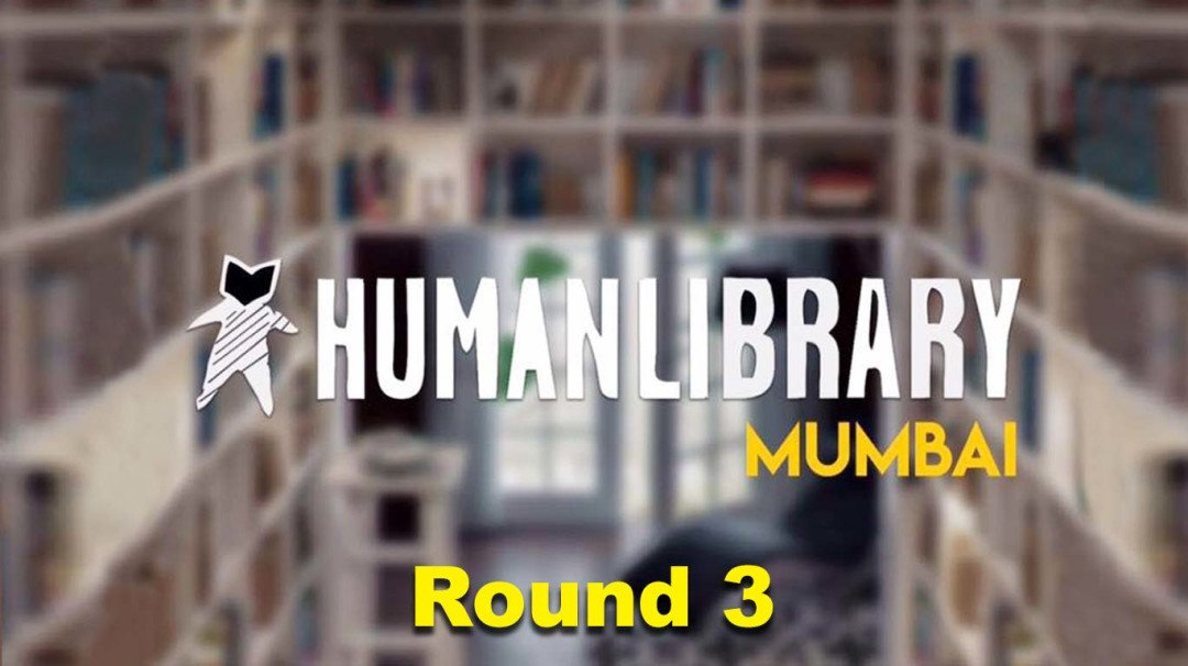 Human Library Mumbai goes national with book selection for round 3