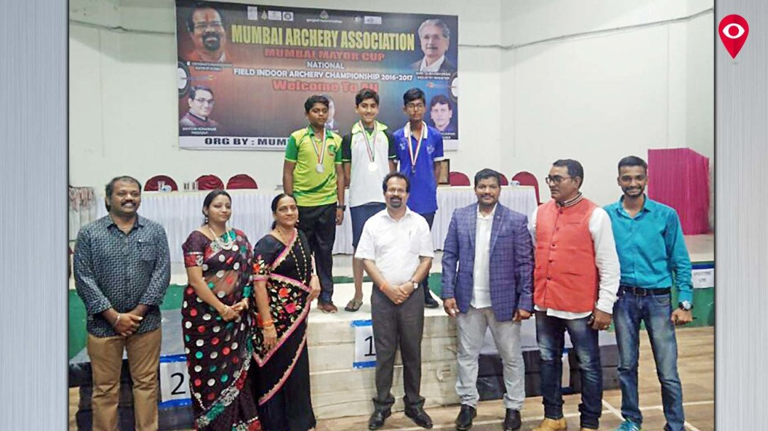 I Land Archers hit bullseye at Mumbai Mayor Indoor Archery