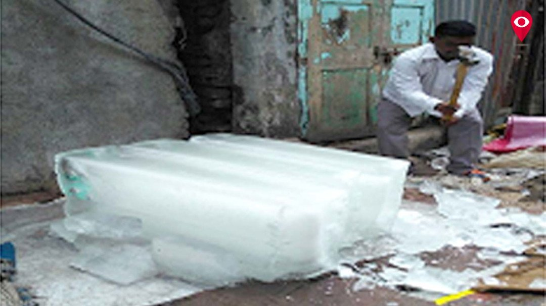आठवड्याभरात 13 हजार 400 किलो दूषित बर्फ जप्त