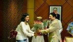 Team 'Pratham's' Felicitation