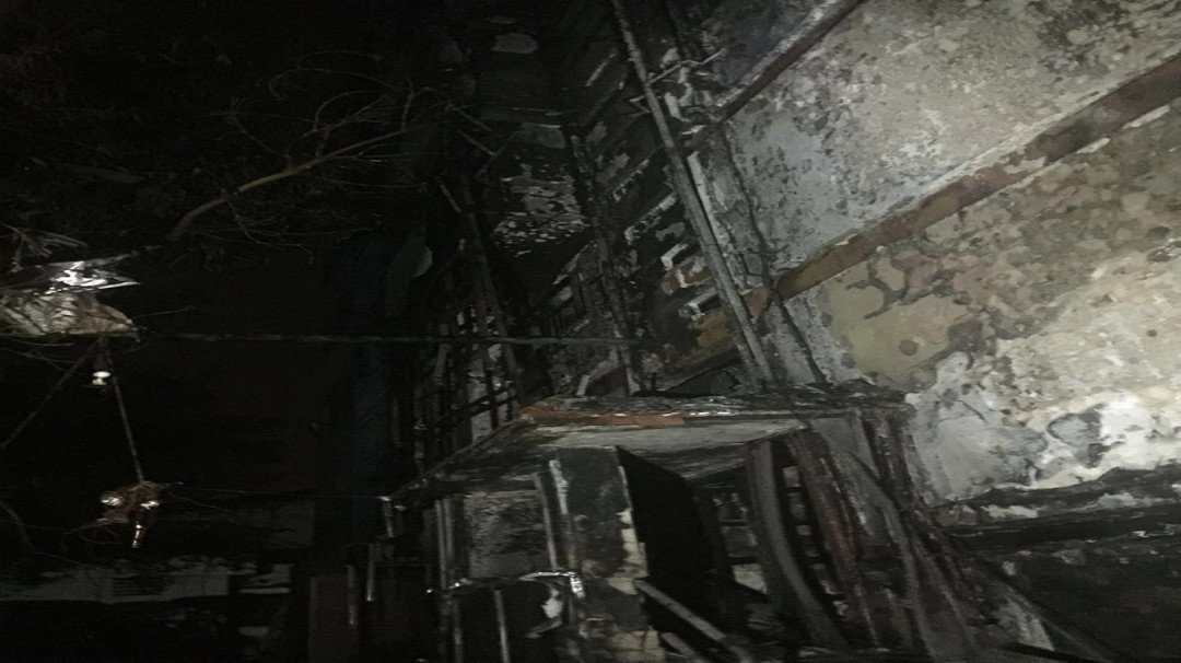 Fire breaks out in Andheri's hotel