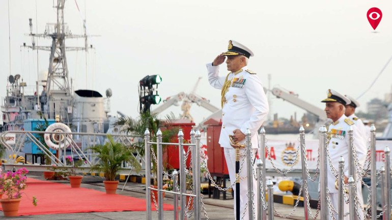 INS Karwar and Kakinada Minesweepers Decommissioned