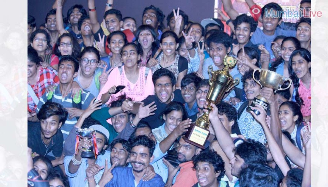 Joshi Bedekar College wins INT Drama Competition