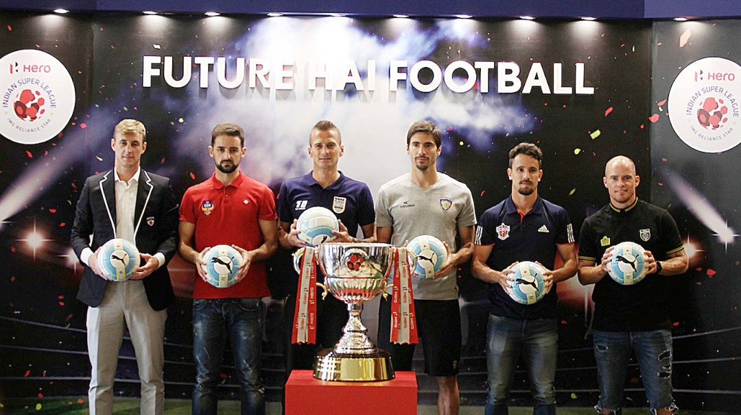ISL Media Day 2017 Photo Gallery
