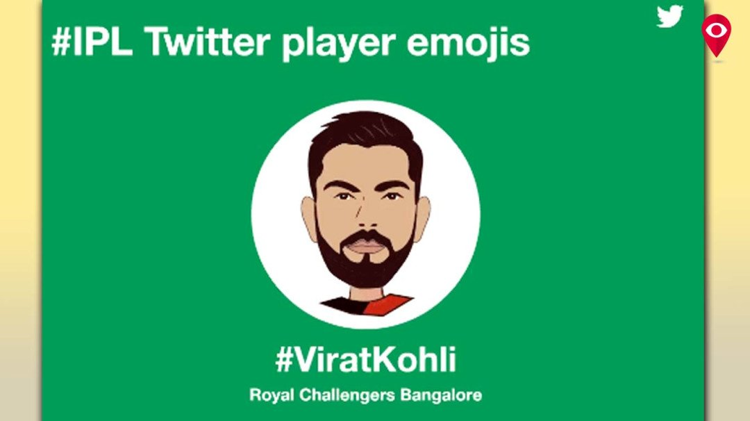 Twitter churns out cricketer emojis for its IPL fans