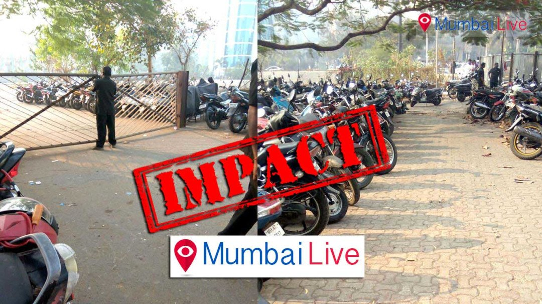 Impact: MMRDA re-opens parking space at BKC