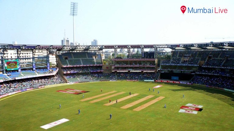 India U 19 lose at Wankhede