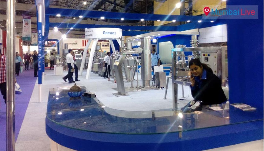 Pharma Week at Goregaon Expo Centre