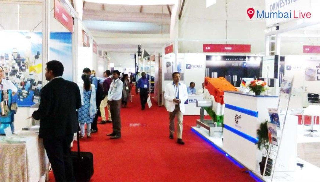 विन इंडिया प्रदर्शन का आयोजन