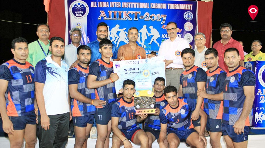 Indian Army defeats BEG Pune in Kabaddi match