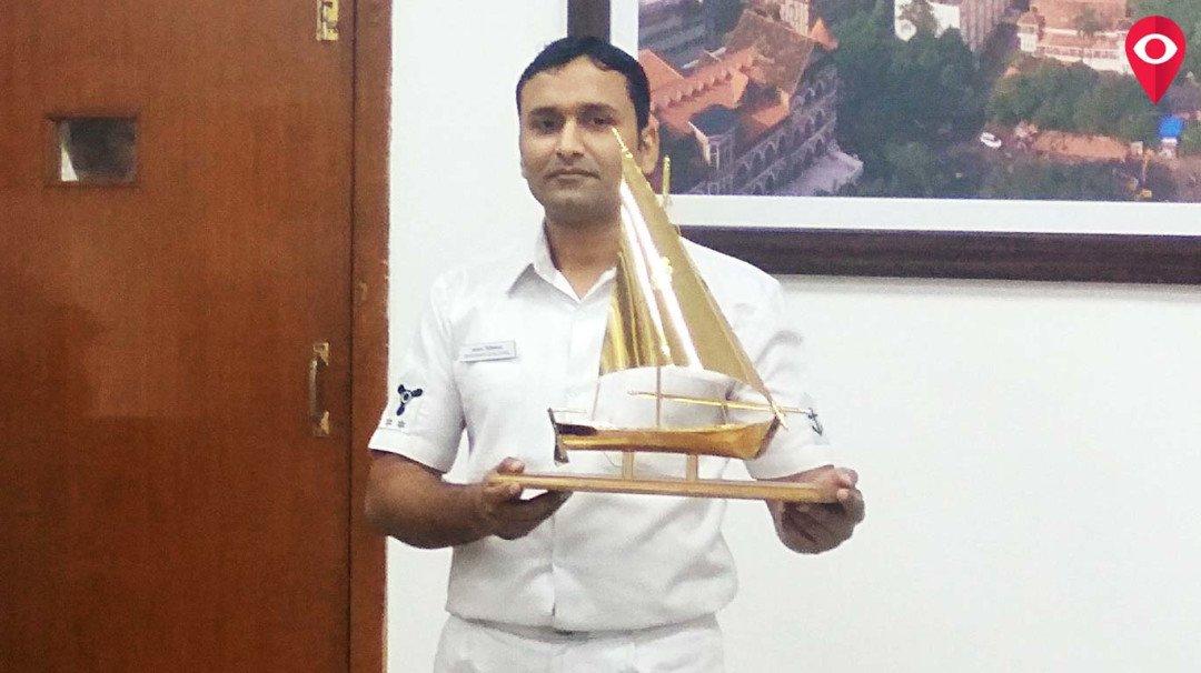 रविवार को भारतीय नौसेना हाफ मैराथॉन का आयोजन