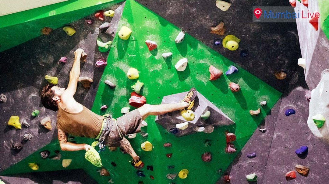 Indian Open Bouldering Championships