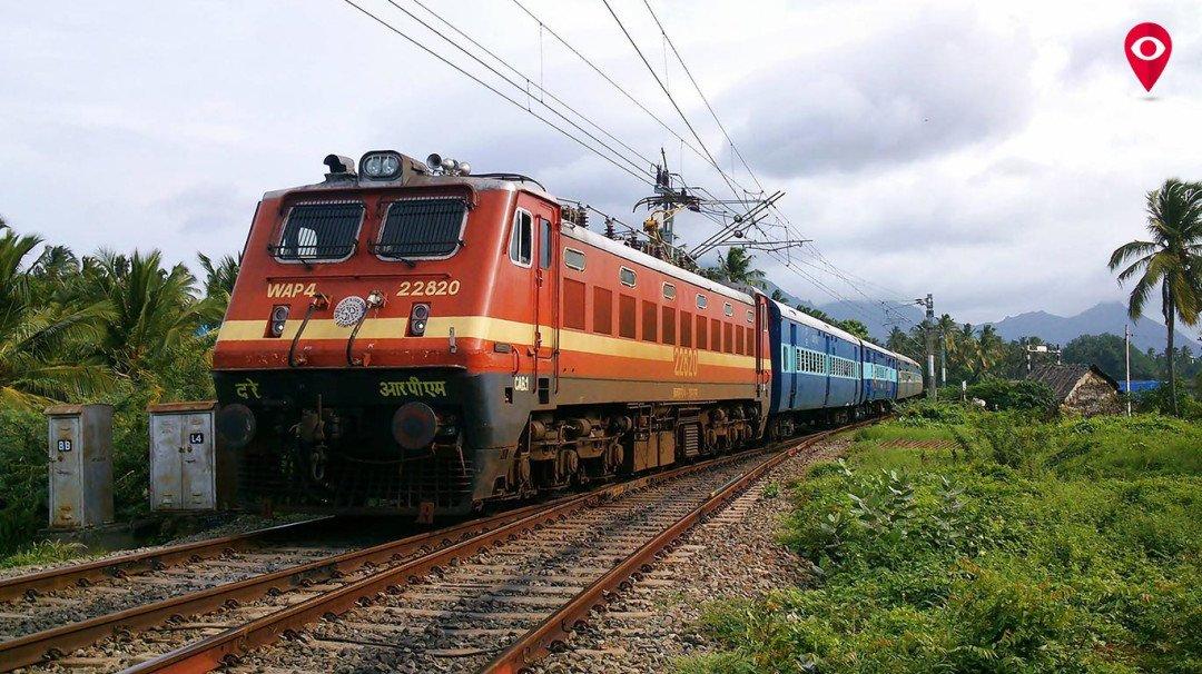 उत्तर भारतीयों के लिए रेलवे की सौगात, जौनपुर-गाजीपुर के लिए नई ट्रेन
