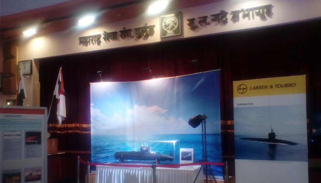 Navy exhibition for Mulund residents