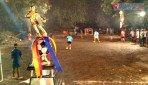 इंटर फुटबॉल स्पर्धा में रेड डेविल्स विजयी