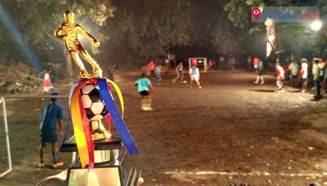 Red Devils win 'Inter Football' tourney
