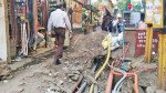 Repair work leads to inconvenience