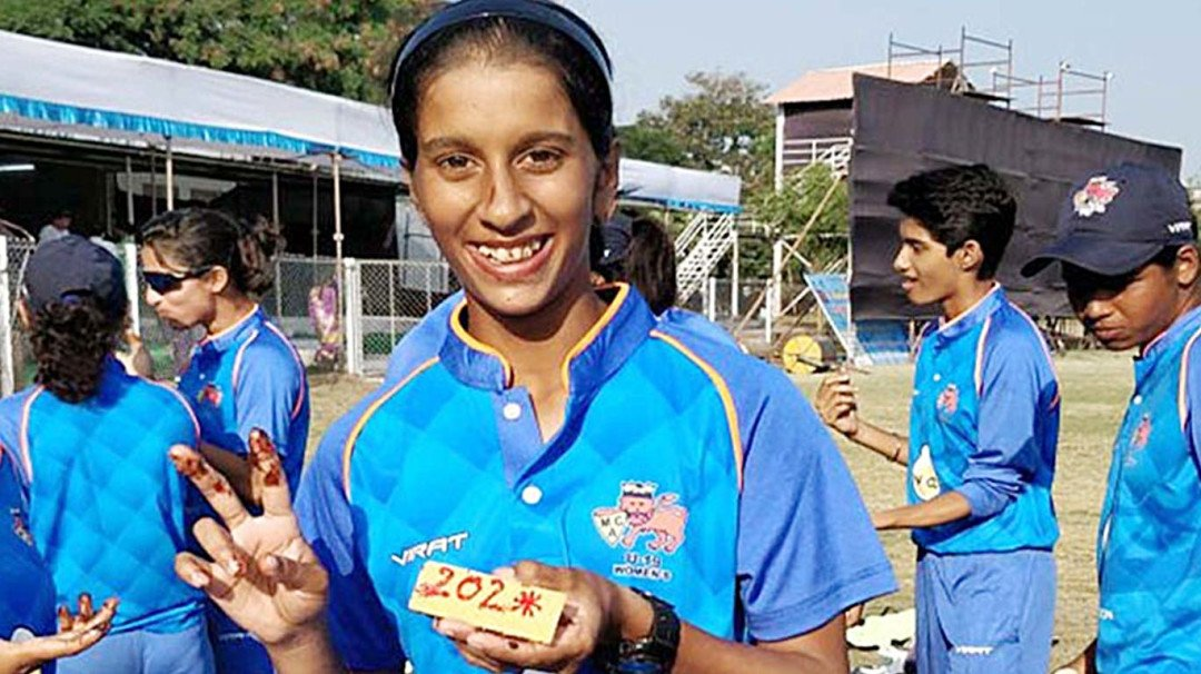 Mumbai's Jemimah Rodrigues called up for the ODI series against South Africa