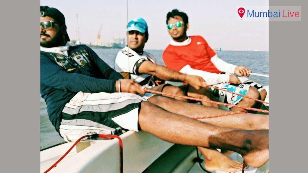 JJ memorial sailing