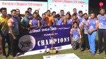 Ghatkopar Jets beat Mumbai Police City Riders in Mitsui Shoji T20 league