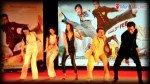 मुंबई में जैकी चैन का 'कुंग फू योगा'