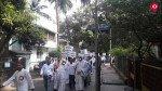 जैन समुदाय की अहिंसा रैली