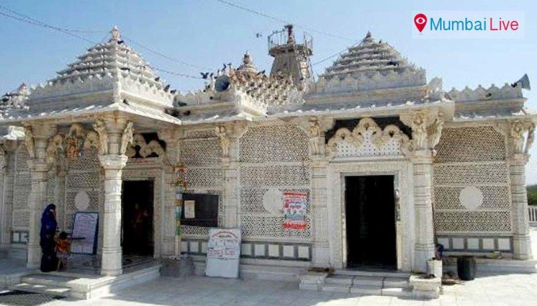 Jain temple burgled, idols stolen