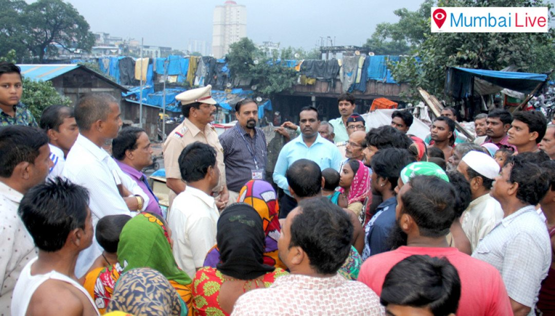 Awareness Campaign at Station