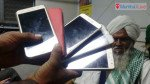 GRP held lady thief for stealing mobile phone