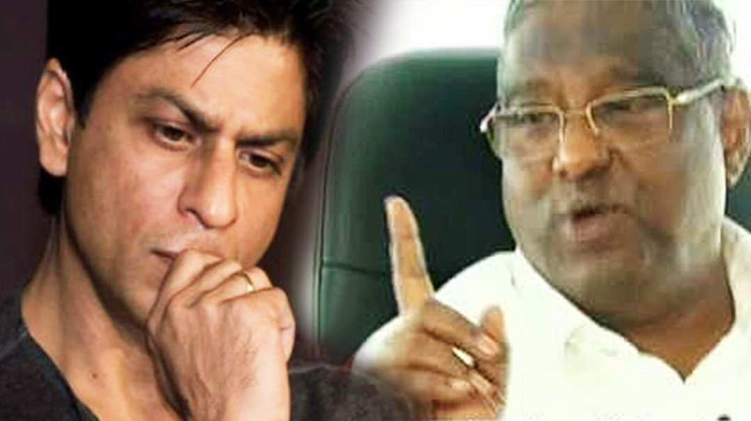 Why did Jayant Patil argue with Shah Rukh Khan and his fans on SRK's birthday?