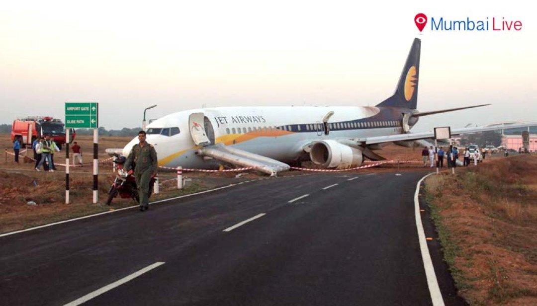 Narrow escape for Jet Airways passengers