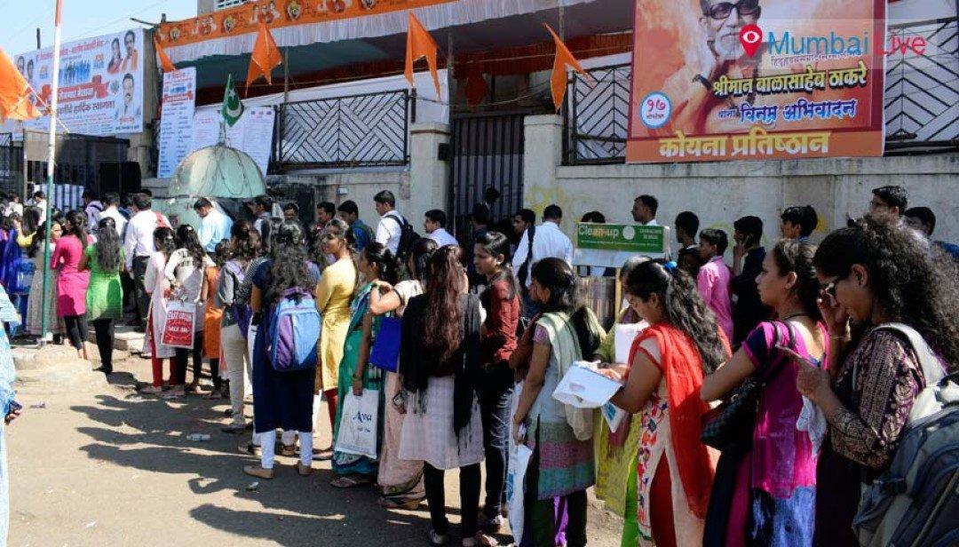 Thousands get jobs at Sena's job fair