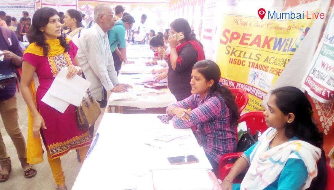 Job fair By MNS