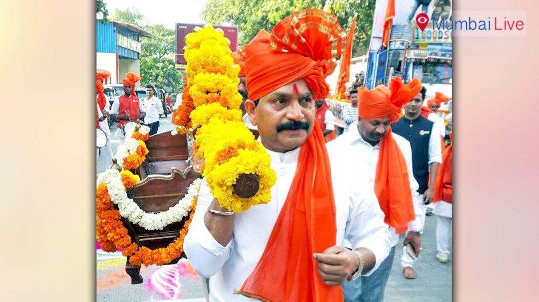 राज्यमंत्री रविन्द्र वायकर ने किया गुड़ी पड़वा का आयोजन