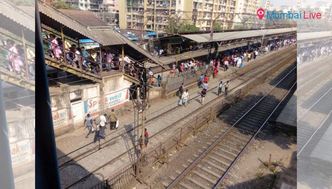 Jogeshwari's railway gate opens for public