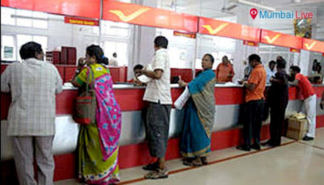 A new post office for Majasgaon residents