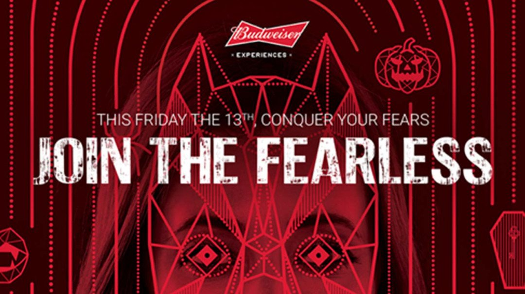 Celebrate Friday the 13th with Budweiser's 'What's Brewing'