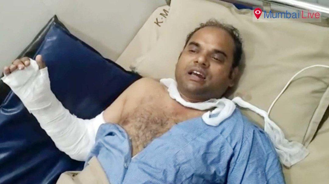 Assailants attack DNA correspondent Sudhir Suryawanshi