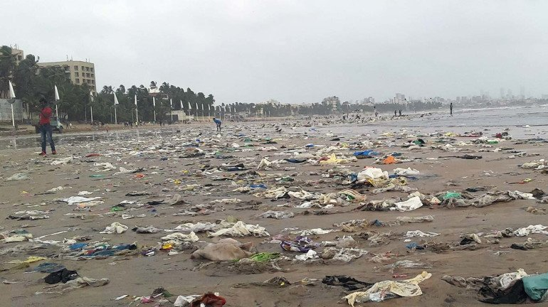 BMC to issue tenders to clean up Juhu beach