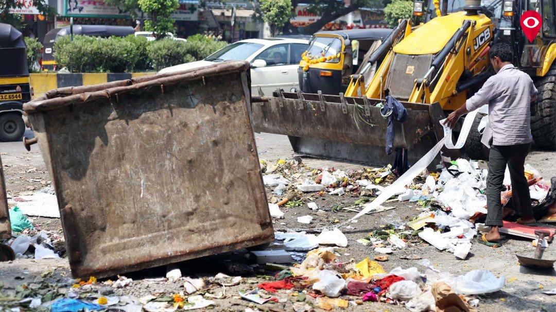 Can't segregate waste? BMC won't pick your garbage