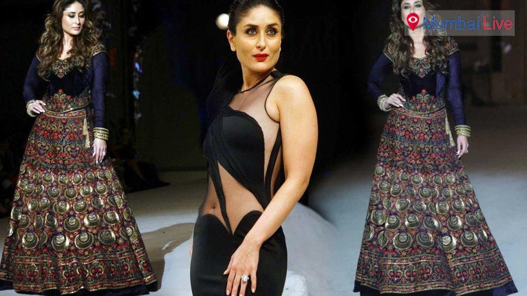 फैशन शो से करीना की वापसी