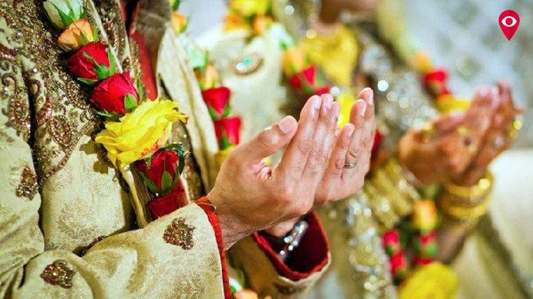 अल्पवयीन मुलीचं लग्न लावून दिल्याप्रकरणी तिघे गजाआड