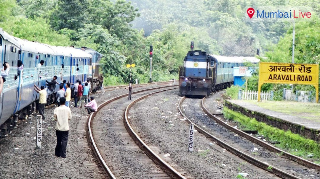 Weekend special train for Kokan commuters
