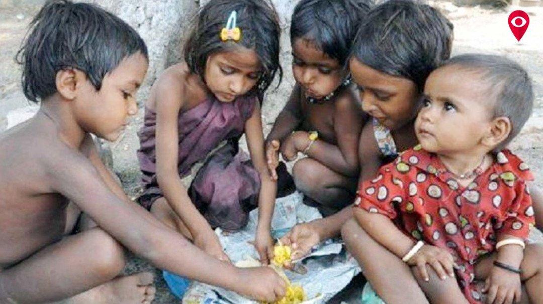 विकासाच्या वाटेवर जाणारी मुंबई कुपोषित