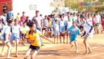 Kabaddi competition in Kurar