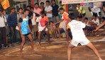 Kabaddi competition at Andheri