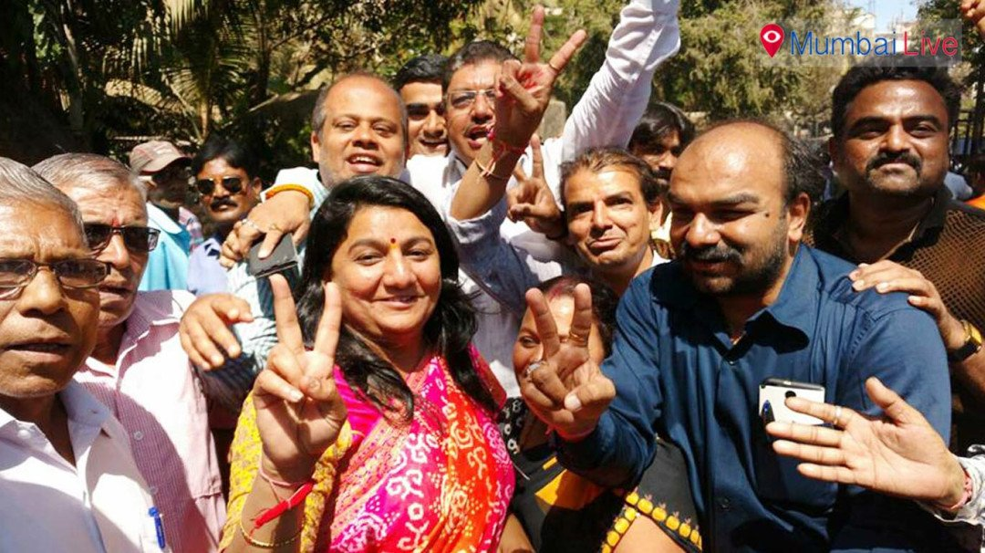 Congress wins, NCP loses