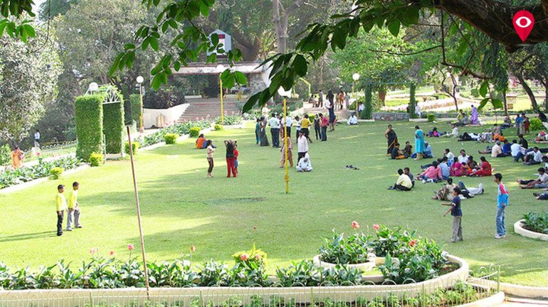 Kamla Nehru Park will remain closed owing beautification